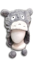New Totoro Ghibli Cute Kawaii Animal Hat Rave Beanie Cap Furry Plush Cos... - $6.99