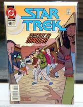 Star Trek Comic Book 69 Mar 95 Descent to Danger! - $4.94
