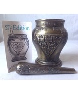 Vintage Lambda Kappa Sigma Mortar And Pestle Schering 1989 - $59.95