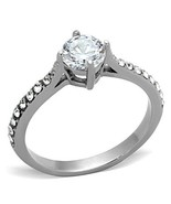 1.45 Ct Round Cut Cz Engagement Promise Ring St... - $21.99