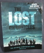 The Lost Chronicles The Official Companion Book Mark Cotta Vaz Sealed DVD - $14.95