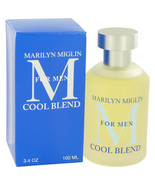 Marilyn Miglin Cool Blend by Marilyn Miglin Cologne Spray for Men - $63.79