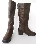 NIB  Bucco Kasadiey Knee High Tall Shaft Boots ... - $59.35