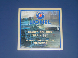 LIONEL READY-TO-RUN TRAIN SET INSTRUCTIONAL DVD - $7.50