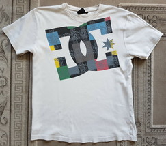DC SHOES T-SHIRT Short Sleeve SIZE XXL - $13.44