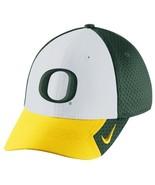 Nike Oregon Ducks Conference Legacy 91 Swoosh Flex Hat 681 - £18.93 GBP