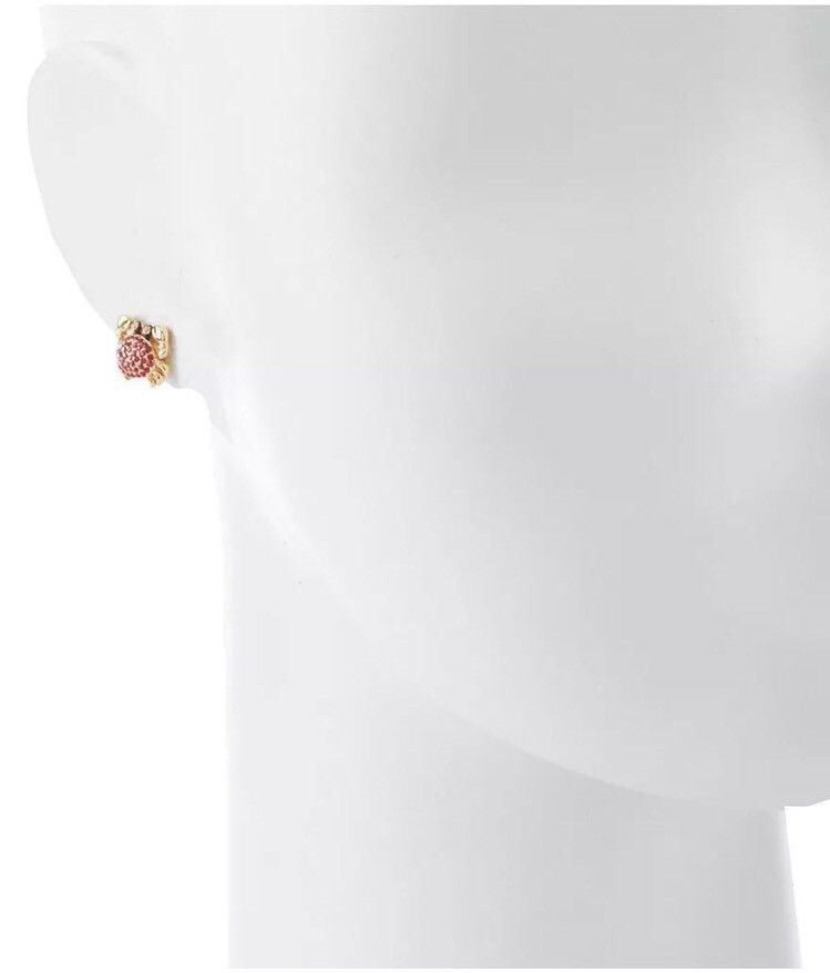 6e1c0f149a599 Kate Spade Shore Thing Pave Crab Stud and 50 similar items