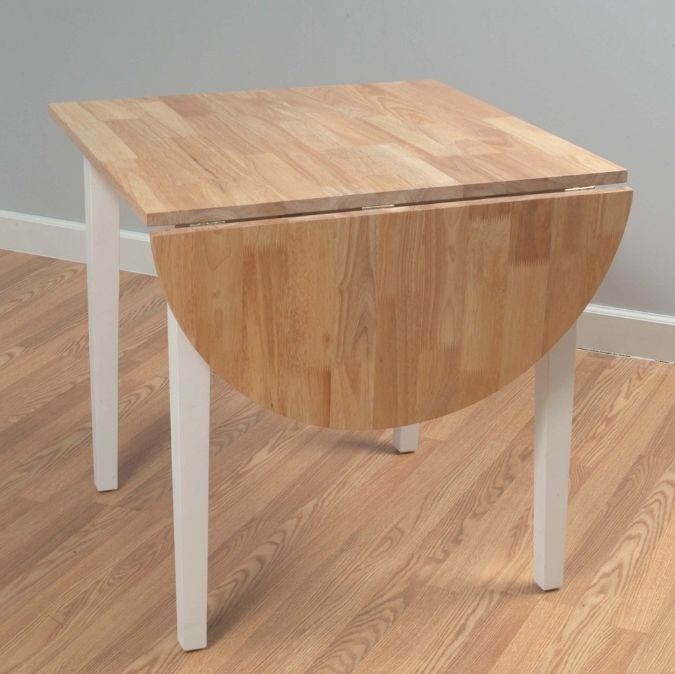 Small kitchen table and chairs 2 for small spaces two for Kitchen tables chairs small spaces