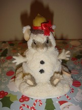 Charming Tails Mackenzie The Snowman Special Edition - $17.99