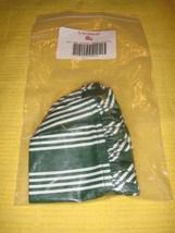 Longaberger Tea Liner Hunter Green Stripe - $12.99