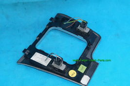 04-08 Chrysler CrossFire Cross Fire Trans Shifter Trim Power Window Switch Cover image 3