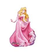 Sleeping Beauty Aurora Party Supplies Balloon Shape Princess Birthday My... - $7.87