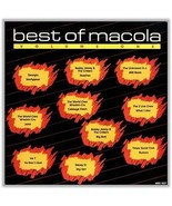 The Best of Macola Volume One Audio Cassette Tape (1987) - $21.48