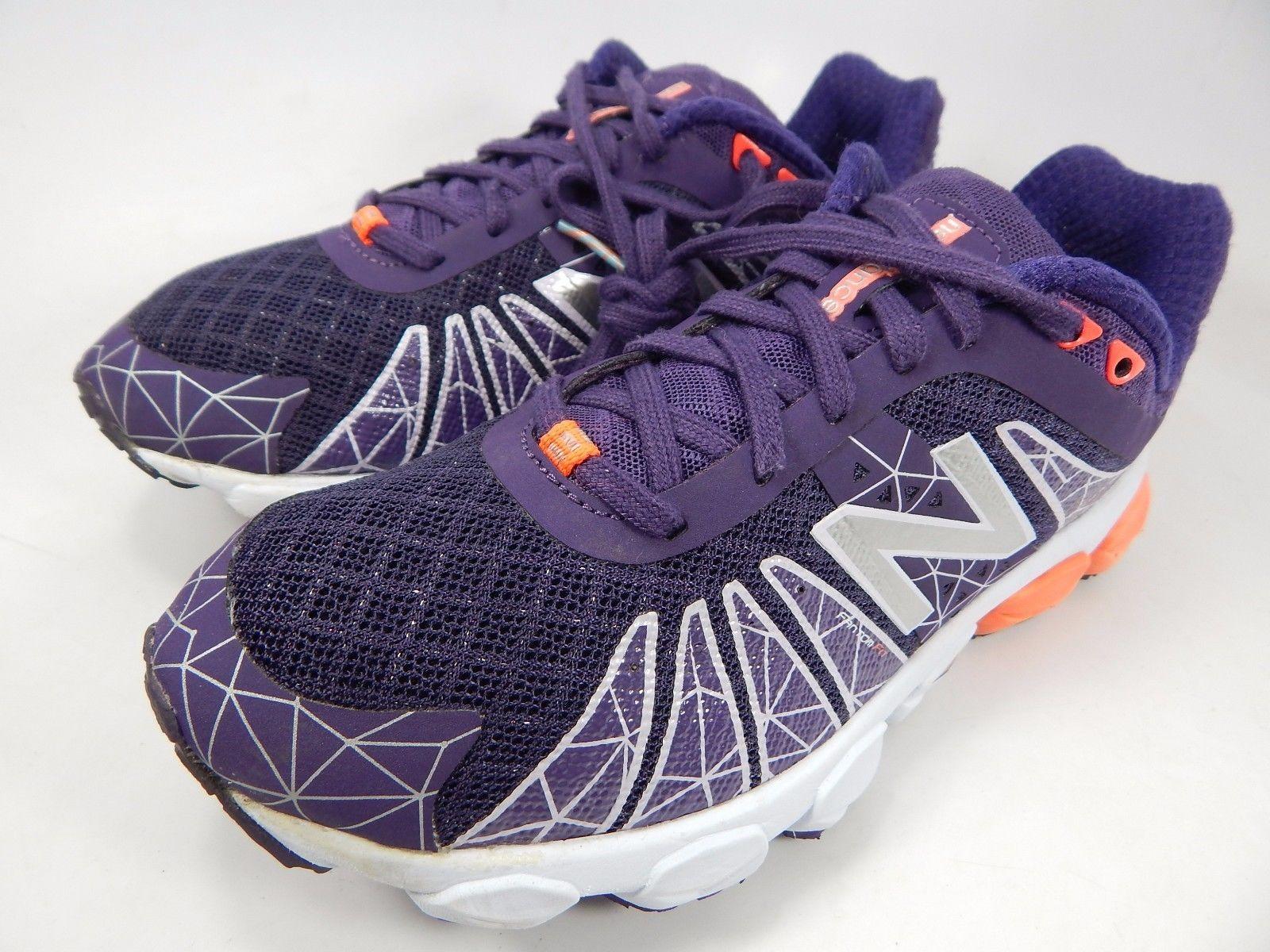 NEW BALANCE 890 V4 Barringer Women's Running Shoes Sz US 6.5