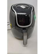 Power XL Vortex Air Fryer (3qt, Black) *No box/original packaging, PLEAS... - $42.31