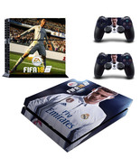 Fifa 18 FC Football Vinyl Skin Decal Stickers for PS4 PlayStation 2 Cont... - $12.50