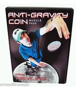 Anti-Gravity Coin aka Muscle Pass - Magic Trick... - $19.95