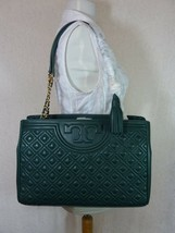 NWT Tory Burch Norwood Fleming Open Shoulder Tote $550 - $443.52