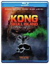 Kong: Skull Island [Blu-ray, 2017]