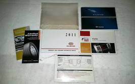 2011 Kia Forte Owners Manual 04409 - $28.66