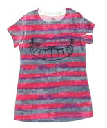 NWT Disney Cheshire Cat Shirt Girls Small 5/6 A... - $14.99