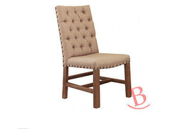 Jacks Uphosltered Chair Real Solis Wood Elegant Rustic Western Cabin Lodge - $222.75
