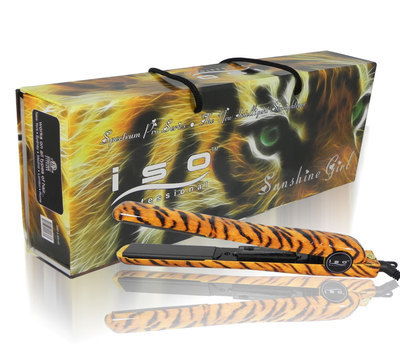 Primary image for Iso beauty spectrum pro limited tiger print