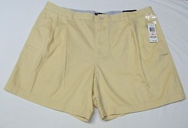 Men's Shorts Size 40 Designer Big Golf Summer Large Pleated Yellow Club ... - $20.97