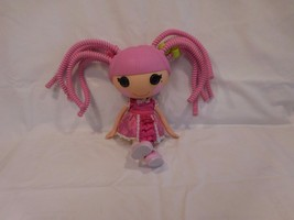 Lalaloopsy Jewel Sparkles Pink Silly Hair Large Full Size Doll 2009 Mga - $9.62