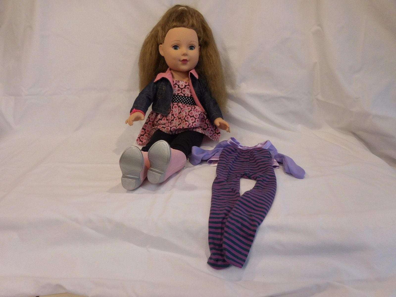 18'' Madame Alexander Doll Favorite Friends Collection With Additional Outfit - $19.21
