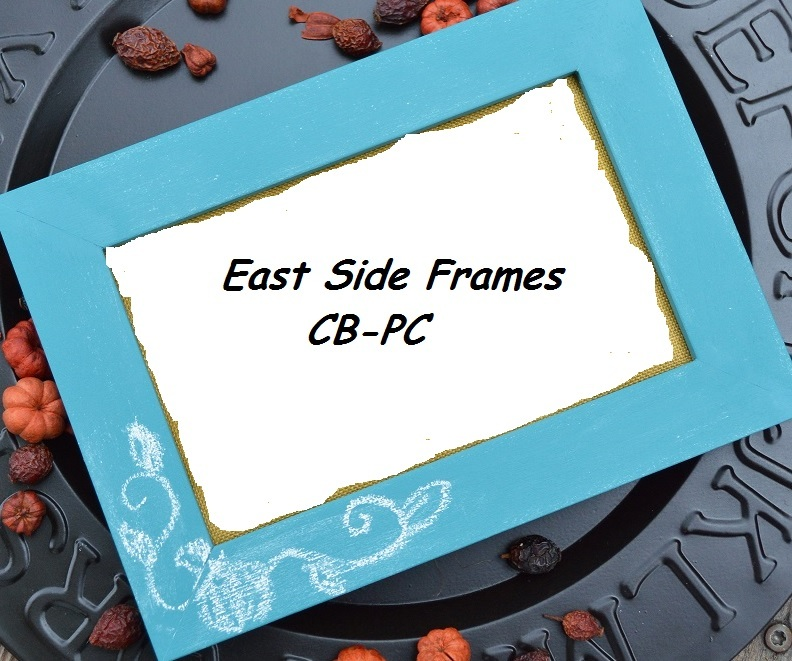 Primary image for FRAME East Side Frames (CB-PC) for Hey There Pumpkin chart Hands On Design