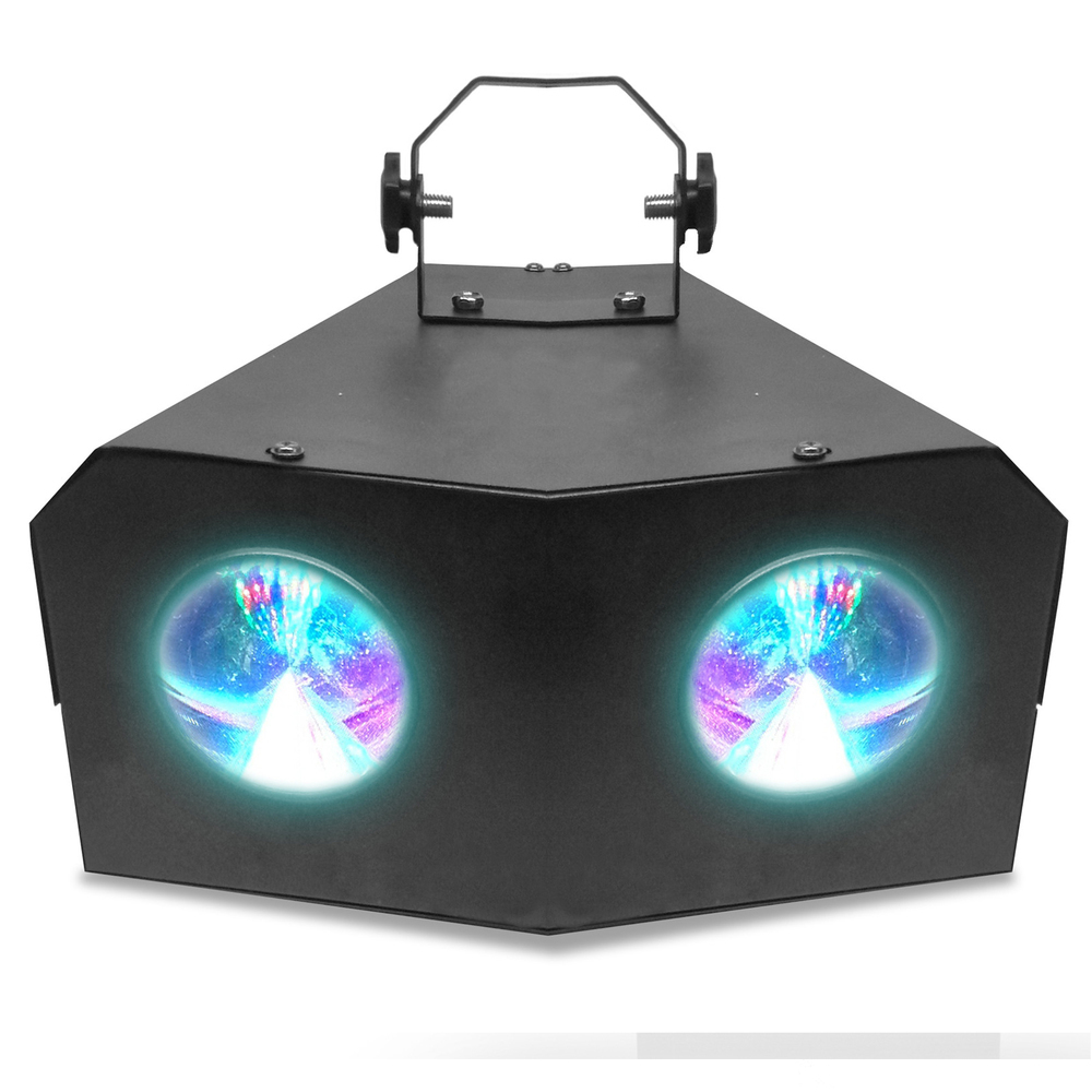 Professional DJ Multi Beam 128 LED Dual Lens Light with DMX