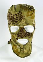 Russian Military Army Spetsnaz Forces 3 Hole Face Mask Balaclava Python Camo - $6.45