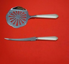 William and Mary by Lunt Sterling Silver Tomato Serving Set 2-Piece Custom Made - $129.00