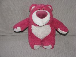 "6"" Disney Store Toy Story 3 Lotso Huggin Teddy Bear Stuffed Animal Plush Toy - $18.80"