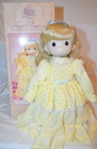 Precious Moments 1989 Summers Joy Limited Edition Doll 408794 With Stand... - $38.00