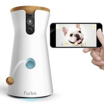 Furbo Dog Camera: Treat Tossing HD Wifi Cam and 2-Way Audio - £175.65 GBP
