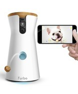 Furbo Dog Camera: Treat Tossing HD Wifi Cam and 2-Way Audio - $303.07 CAD