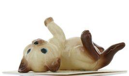 Hagen Renaker Miniature Cat Siamese Large Kitten on Back Ceramic Figurine image 10
