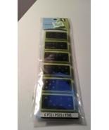 Inkadinkado Inkadinkaclings Rubber Cling Stamps - dominoes - $9.99