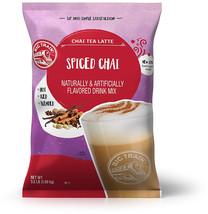 Big Train Spiced Powdered Instant Chai Tea Latte Mix, Spiced Black Tea w... - $23.99