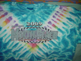 2009 69th Anniversary Myrtle Beach Spring Rally  Size Large (42-44) T-Shirt - $16.00