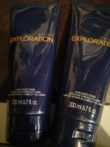 Avon For Him, 2-Exploration Hair And Body Wash - $17.25