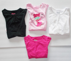Circo Toddler Girl Long Sleeve Shirts 3 To Choose From Size 2T, 3T, 5T NWT - $5.19