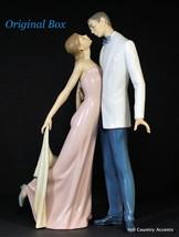 """Lladro """"HAPPY ANNIVERSARY"""" # 6475 - TALL & ELEGANT, $535 - MINT in ORIGI... - $279.57"""