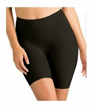 SPANX Trust Your Thin-Stincts Mid-Thigh Shaper Shorts, Black, Small - $25.87