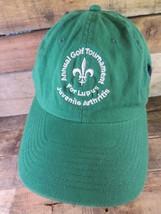 Annual Golf Tournament For Lupus Strapback Adjustable Adult Hat Cap - $8.90
