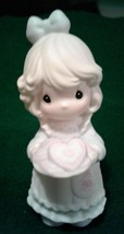 """PRECIOUS MOMENTS """"YOU'RE THE SWEETEST COOKIE IN THE BATCH"""" #C0015 W/TRUM... - $8.90"""