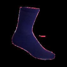 Navy- Men's Diabetic Socks 3 pairs Size 10-13 - $8.75