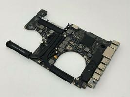 """MacBook Pro 15"""" A1286 2011 Logic Board w/ i7-2720QM 2.2Ghz 661-5852 - BAD GPU - $247.49"""